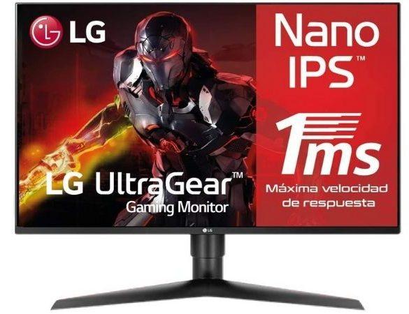 monitor barato gaming