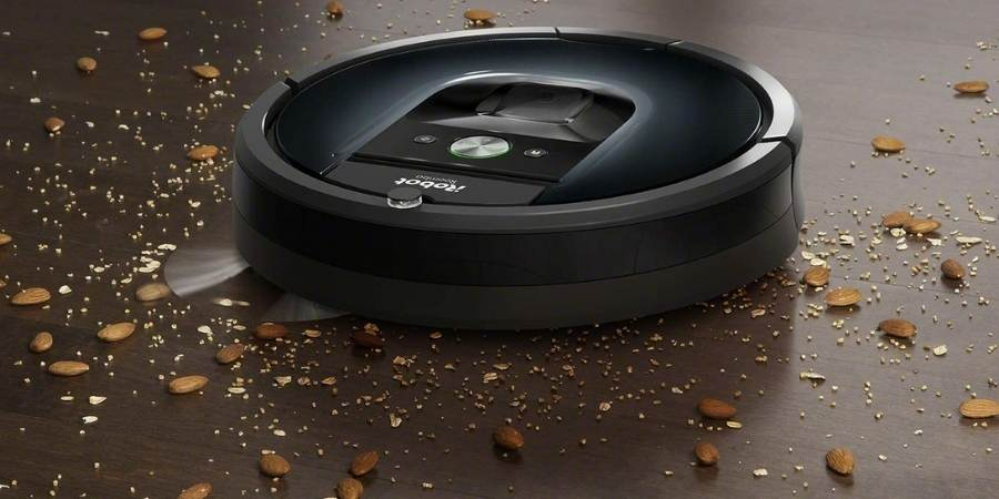 Características de iRobot Roomba 981