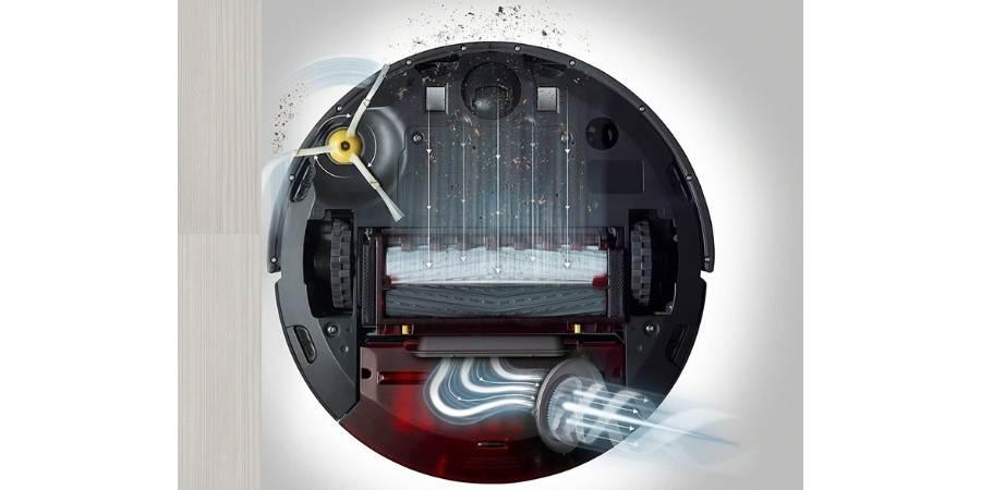 Robot aspirador iRobot Roomba 981 alta potencia