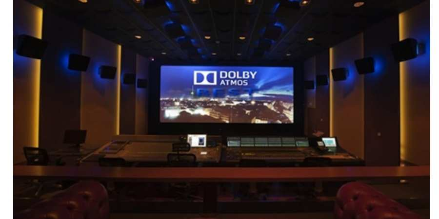 Sistema Dolby Atmos