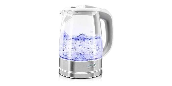 mejor hervidor de agua con temperatura regulable